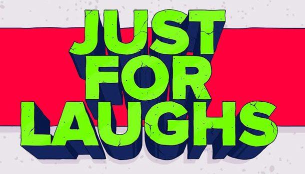 Trevor Noah Just Laughs