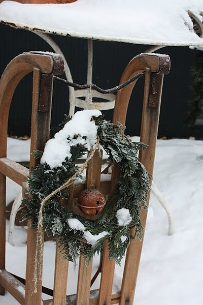 Vintage Christmas Decorations Wreaths La Boutique Vintage