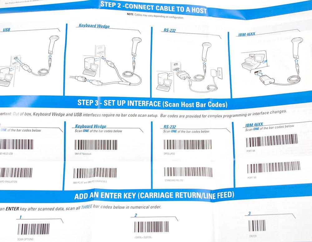 Symbol Barcode Scanner Manual Expert User Guide