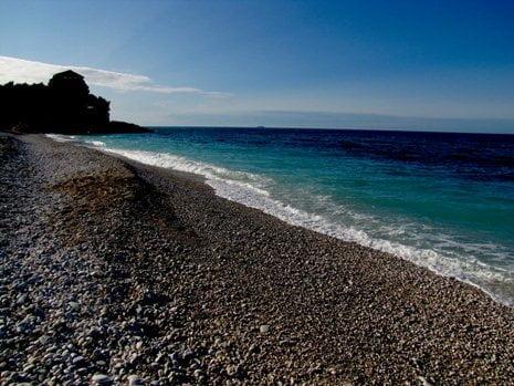 spiaggia di portonovo sirolo
