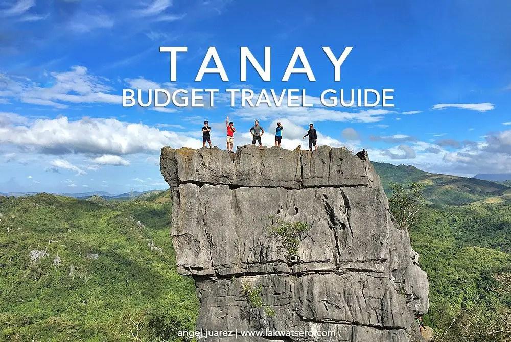 Tanay Rizal Attraction Tourist
