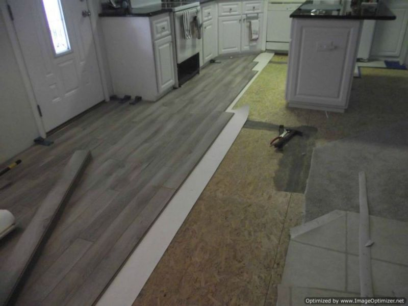 Nirvana Plus Laminate Review Nirvana V groove laminate flooring installation  starting the installation