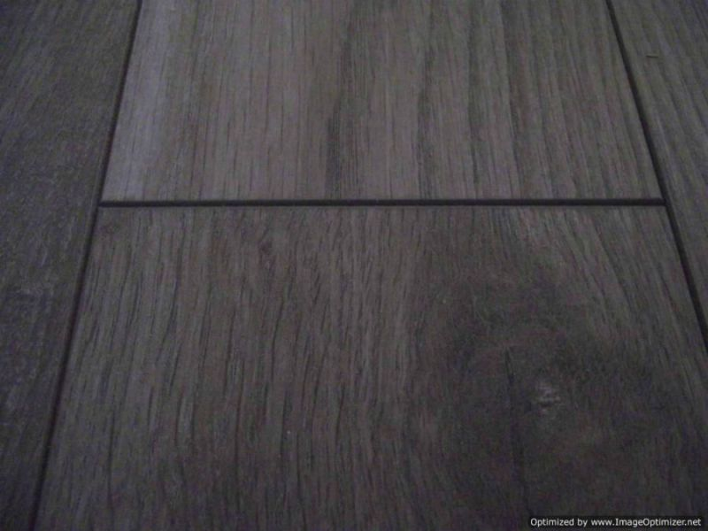 Nirvana Plus Laminate Review Close up of Nirvana V groove laminate flooring