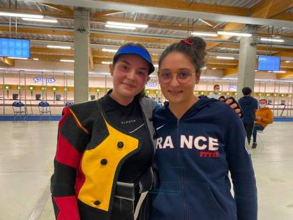Haute-Loire: Justine Allezard, first Brivadoise to connect Insep, the dream of Paris 2024