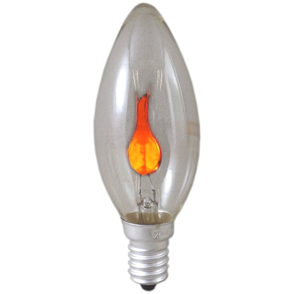 Flickering Candle Light Bulb
