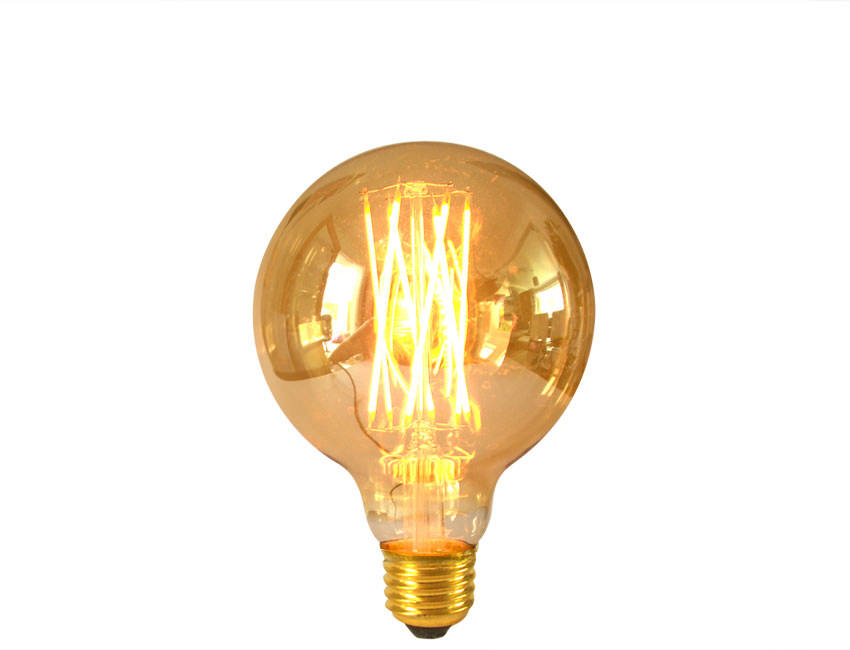 Large Light Bulb Ceiling Light