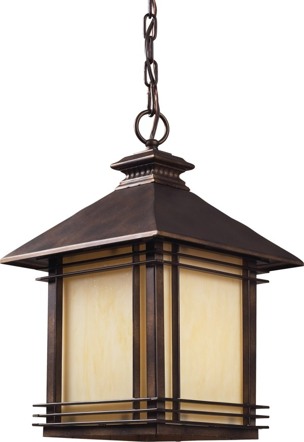 outdoor pendant lantern # 45