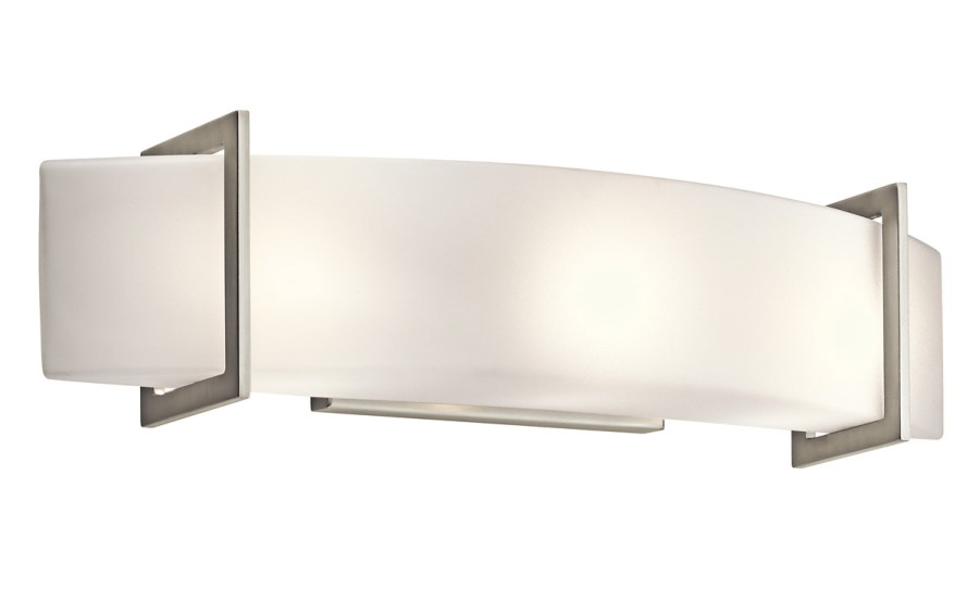 Kichler 45220NI Crescent View Vanity Light