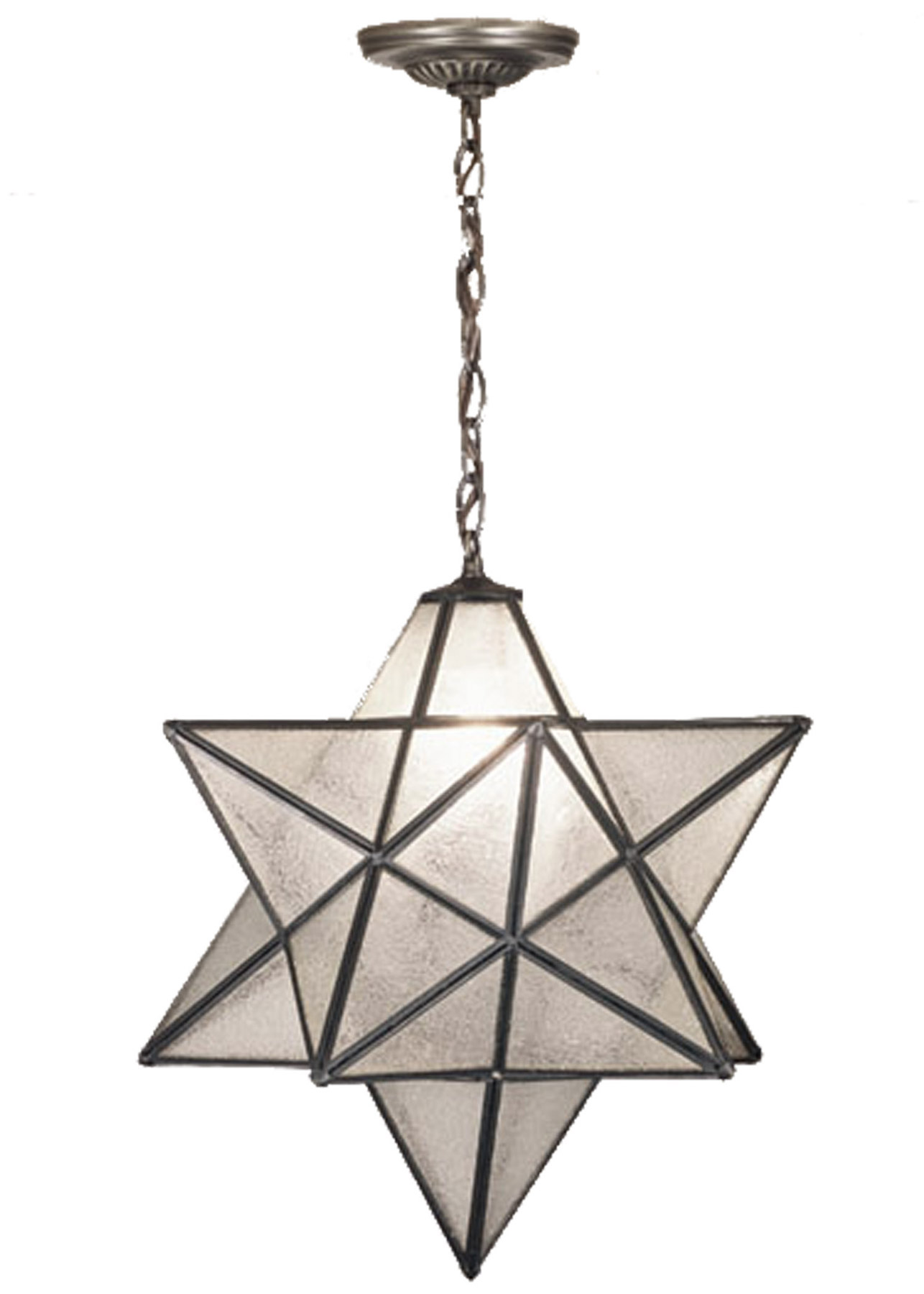 Moravian Pendant Light