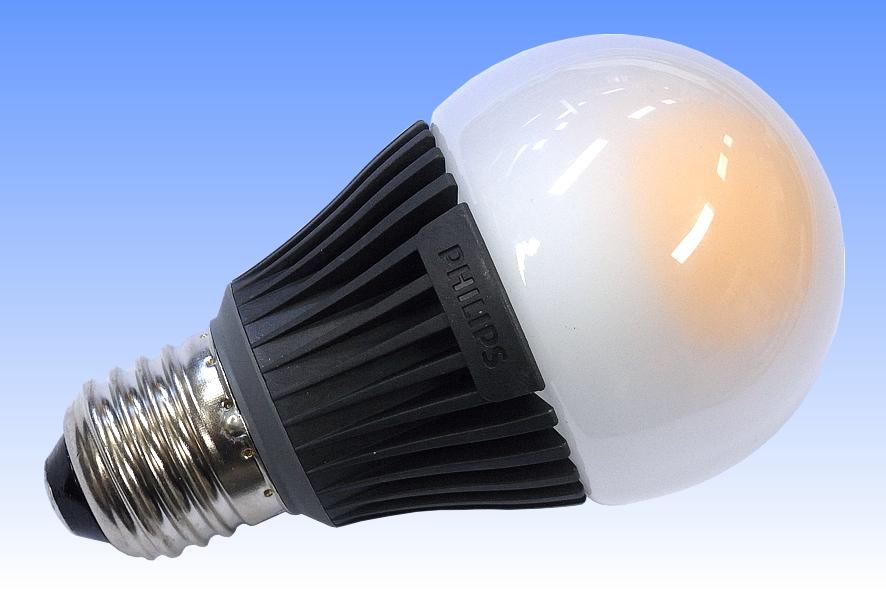 Colour Light Emitted Fluorescent Bulb