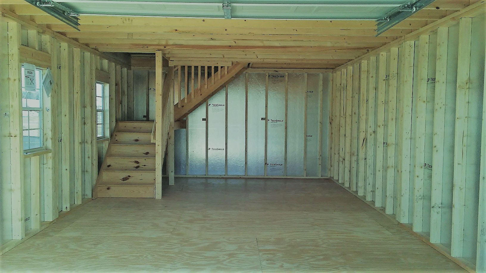 2 Story Garage Size 14x24 For 14 394 90 As Shown Below