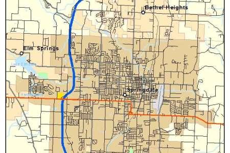 map springdale ar » Free Wallpaper for MAPS | Full Maps