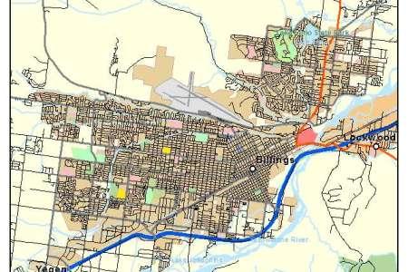 map bozeman montana to billings mt » Free Wallpaper for MAPS | Full Maps