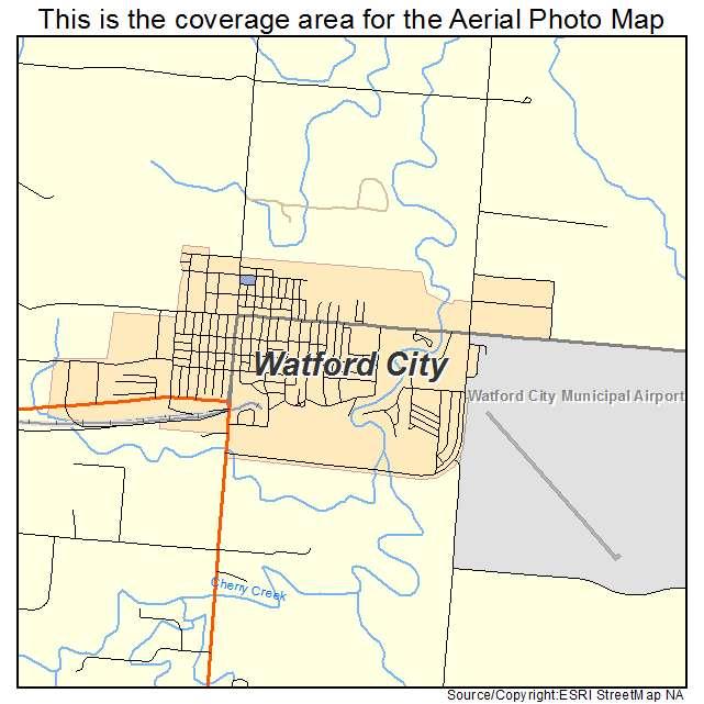 Nd City Watford Mapquest