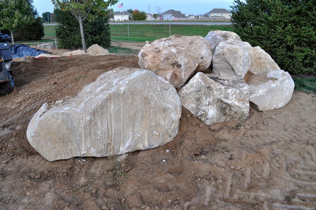 Decorative Boulders Price