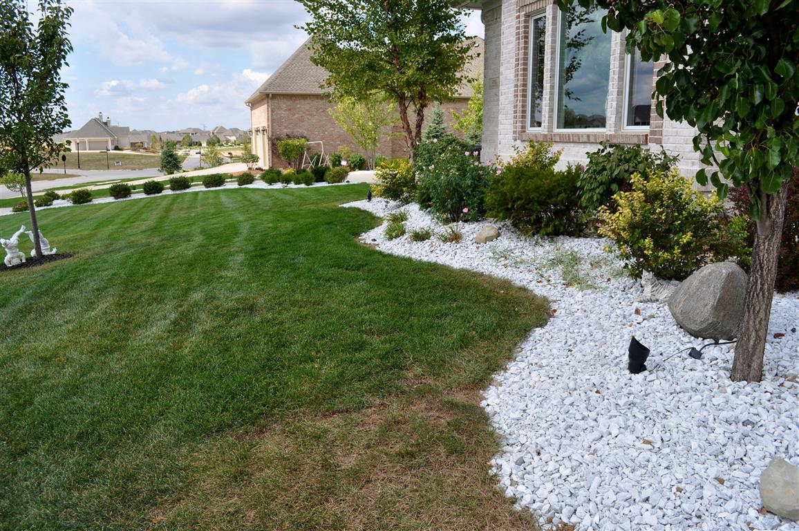 Decorative Yard Rocks