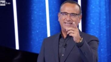 """Tale e Quale, Carlo Conti: """"Molti non lo sanno"""", rivelazione su Stefania Orlando"""
