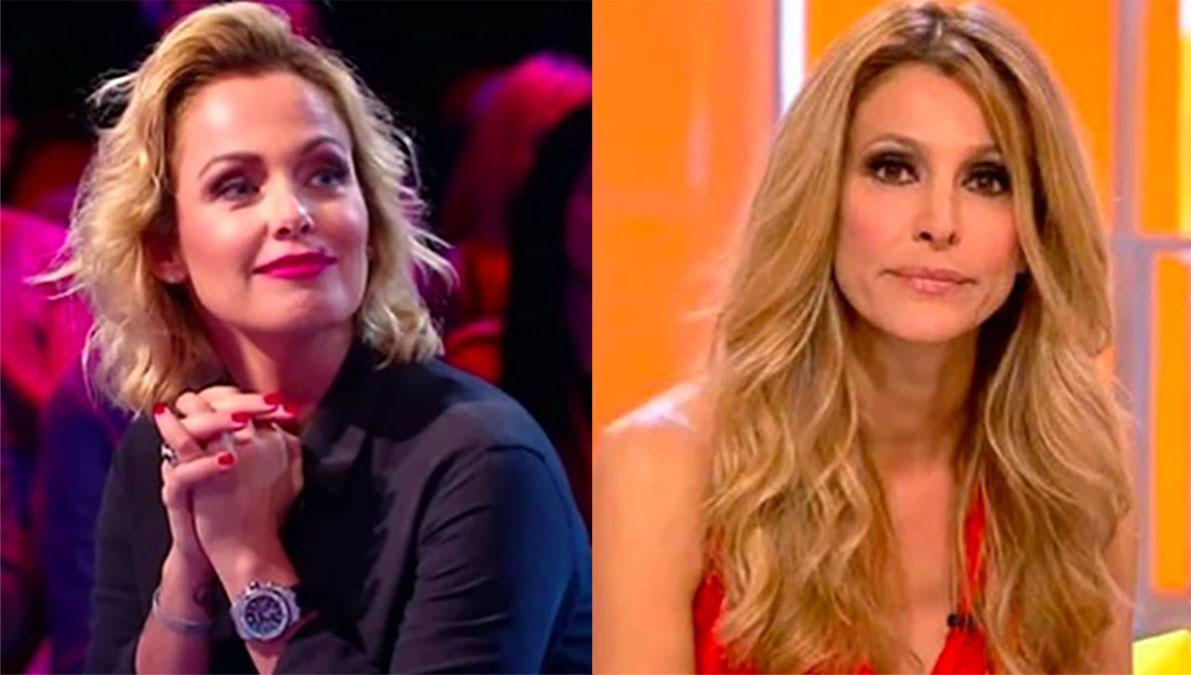 """Sonia Bruganelli e Adriana Volpe scontro, Karina Cascella: """"Non sono amiche"""""""