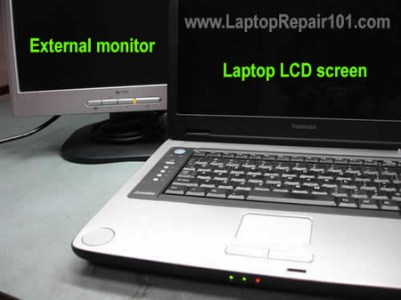 Laptop is dead  How to troubleshoot    Laptop Repair 101 Test external video