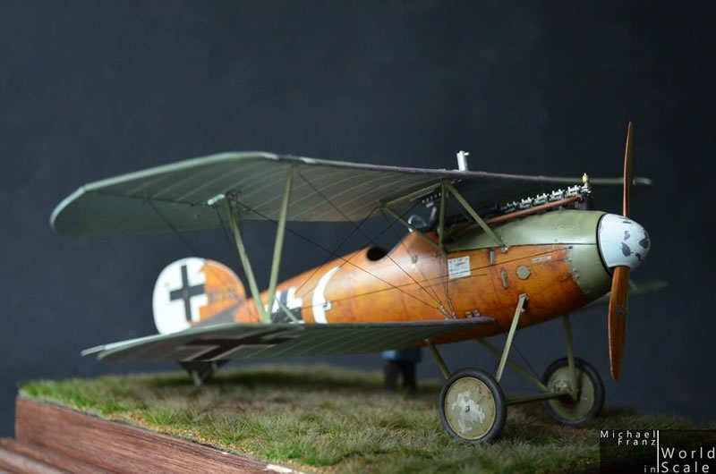 Wingnut Wings 1 32 Albatros D Va Large Scale Planes