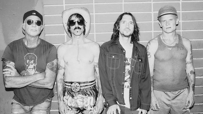 """Red Hot Chili Peppers: il nuovo album è quasi finito ed è """"nuovo e diverso"""""""