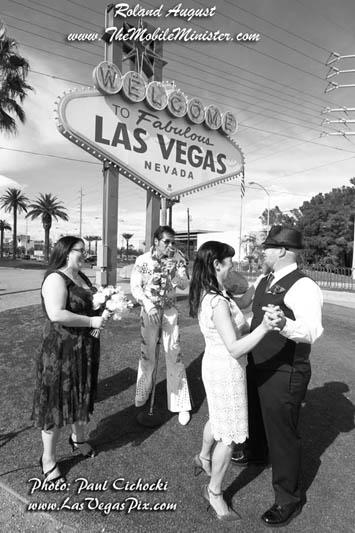 Cheap Wedding Reception Las Vegas