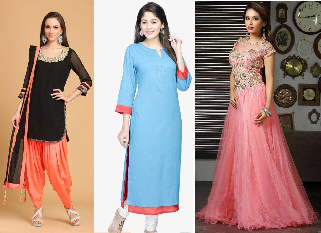 kurta design for girl