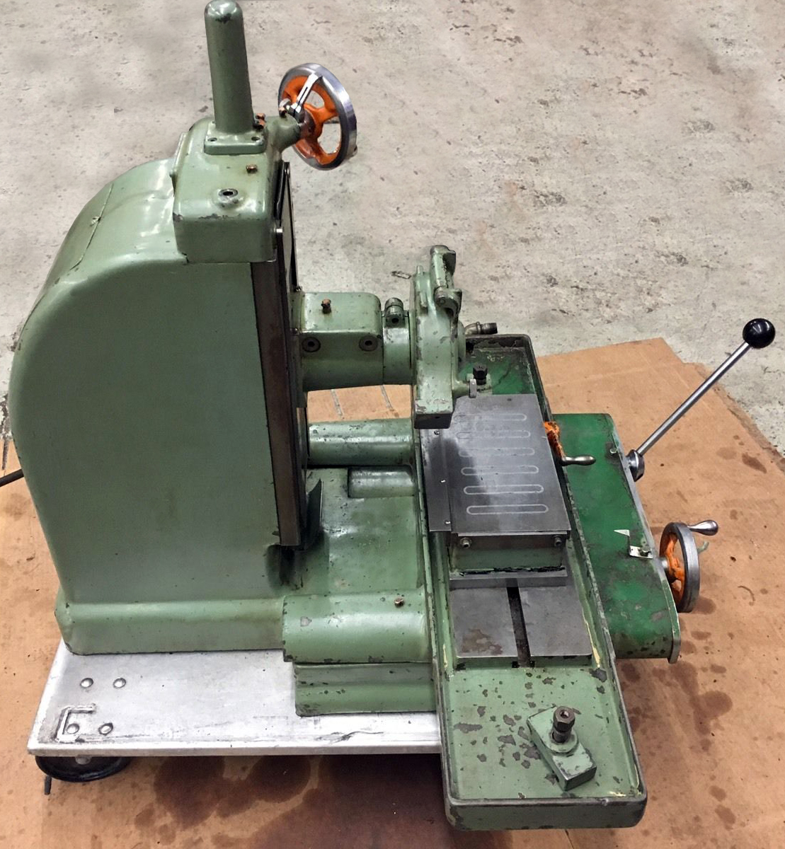 Bulova Bench Mounted Surface Grinder