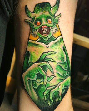 Tattoos by Kyle - Laughing Buddha Tattoo & Body Piercing