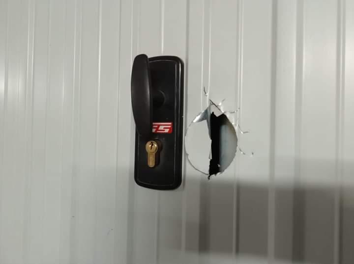 Blitz dei ladri a Dro e Pietramurata, depredati decine di garage