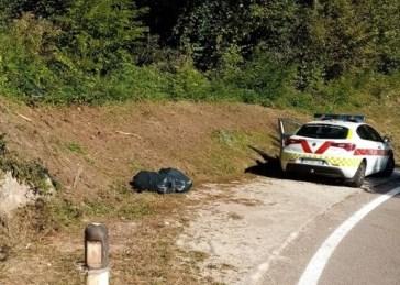 Abbandono selvaggio dei rifiuti durante la raccolta delle mele. Il comandante della Polizia Locale Alta Val di Non: «Serve un cambio di mentalità»