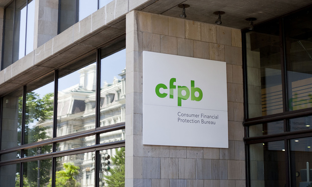 Trump s Justice Department Abandons Defense of CFPB   National Law     Consumer Financial Protection Bureau building in Washington  D C