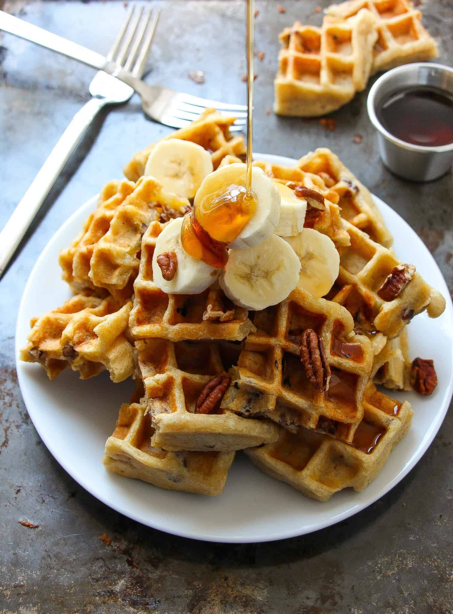 Waffle House Waffle Recipe