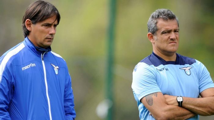 Inzaghi a Formello