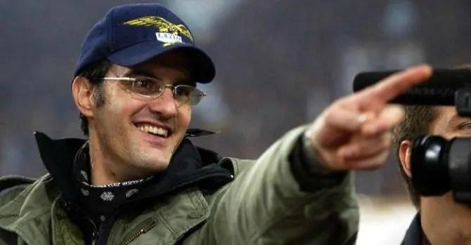 Diabolik capo ultras Lazio
