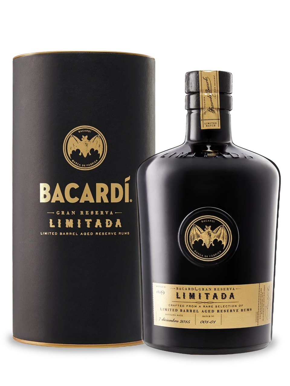 Bacardi Reserva Limitada Rum Lcbo