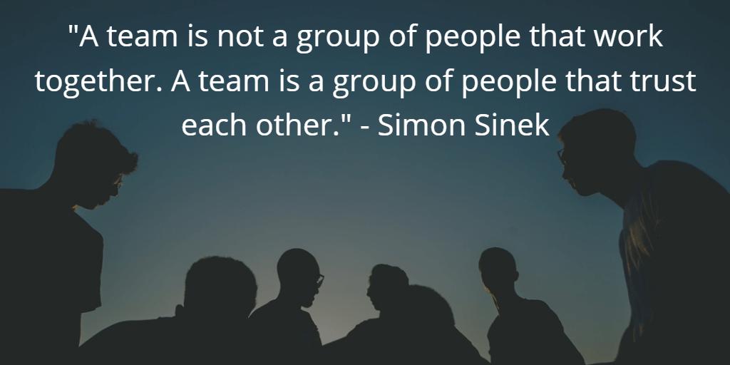 A Team Definition by Simon Sinek - LeanVlog
