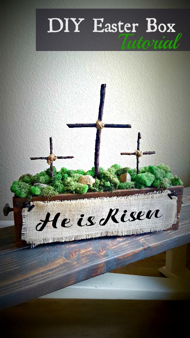 How To Make A Wooden Cross For Beautiful Decor Leap Of