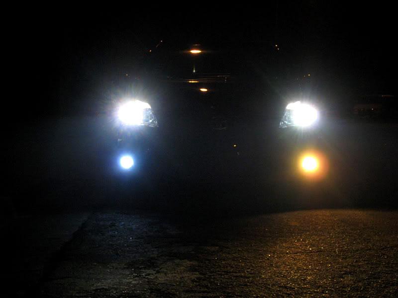 H8 Led Fog Light Canbus
