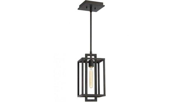 geometric mini pendant light # 48