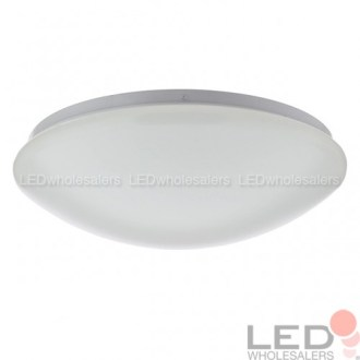 22W 16  Round Surface Mount Ceiling Light  UL   Energy Star     22 Watt UL Listed Energy Star LED 16 Inch Round Surface Mount Ceiling Light  4000K