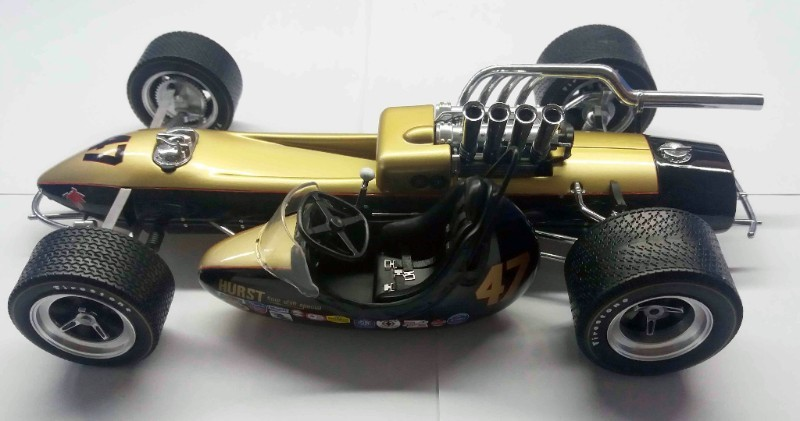 Smokey Yunick 1964 Indy 500 Sidecar Racer By Gmp Sold Out