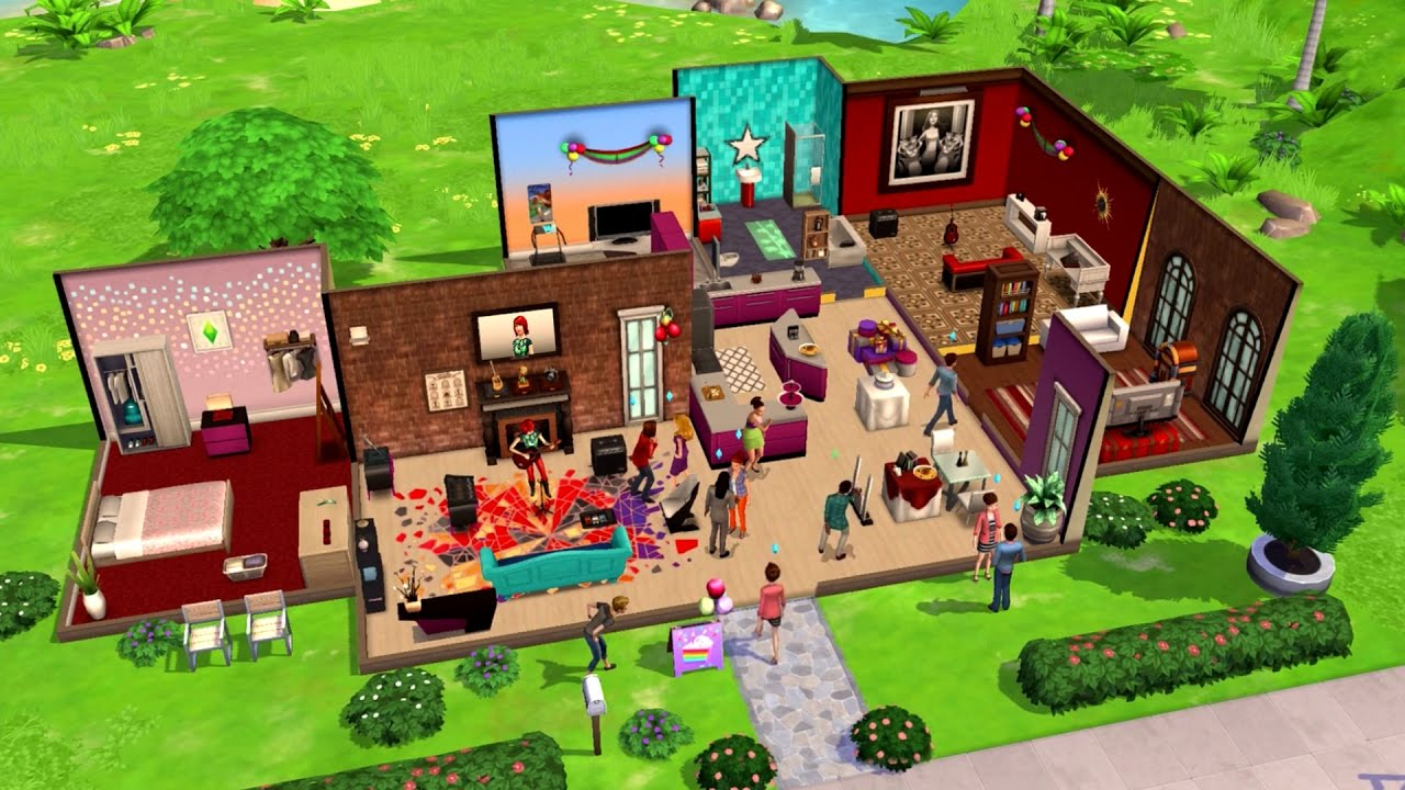 Build And Design Home Game
