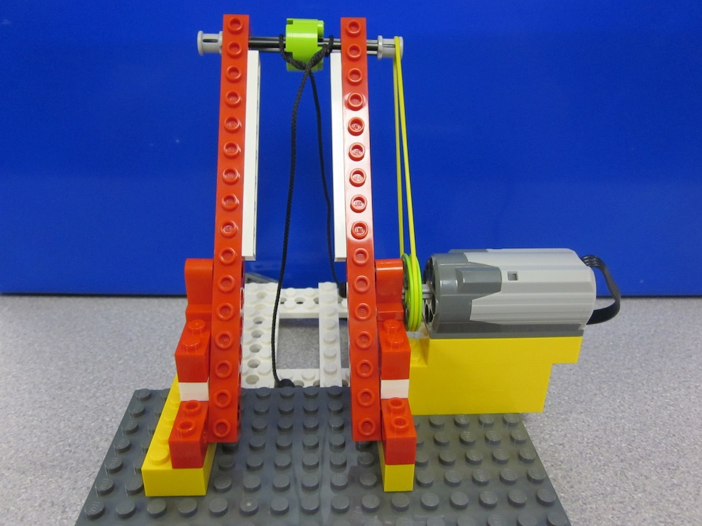 WeDo activities  The next level     LEGO Engineering 1a 1b