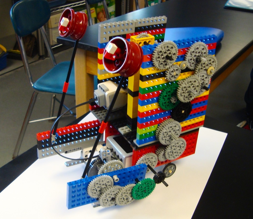 Project rules to foster collaboration  not chaos     LEGO Engineering Project rules to foster collaboration  not chaos