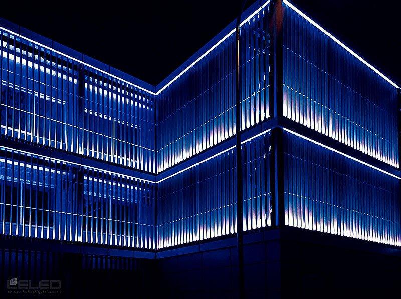 Led Building Lights