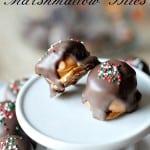 Buttermilk Marshmallow Bites are such a simple no bake treat! www.lemonsforlulu.com