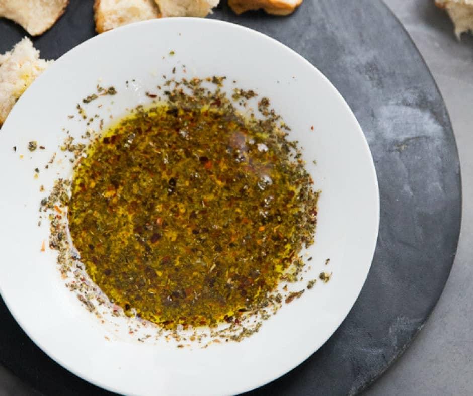 Bread dipping oil recipe balsamic