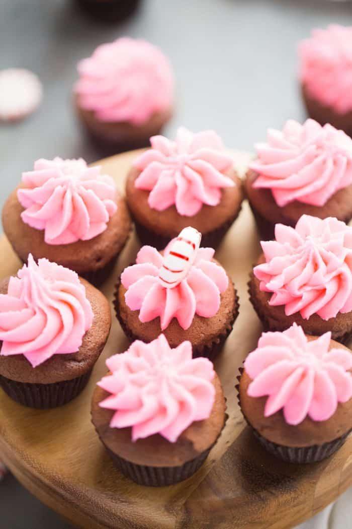 Mini cupcakes recipe