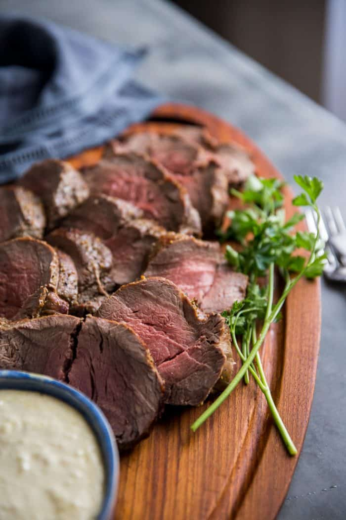 How to cook beef tenderloin medium rare